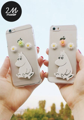 2PER PHONE CASE(iphone)_Moomin이뻐2%
